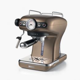 מכונת קפה בצבע ברונזה מסדרת קלאסיקה